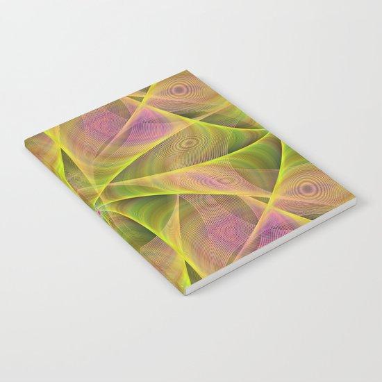 Fractal veils Notebook