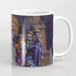 Night of the Living Dummy III Coffee Mug
