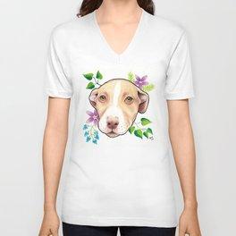 Good Girl (includes rescue donation!) Unisex V-Neck