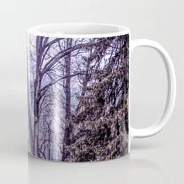 Landscape at Old Kennett Meetinghouse Coffee Mug