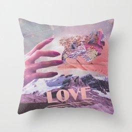 inlove Throw Pillow