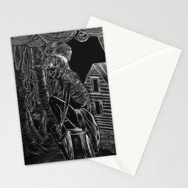 ballet des morts Stationery Cards