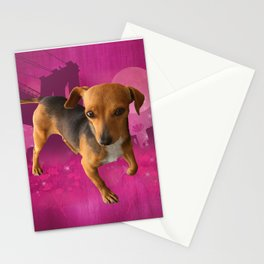 GRACiE (shelter pup) Stationery Cards