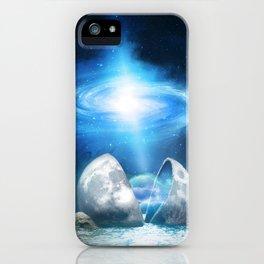 The Universe birth iPhone Case