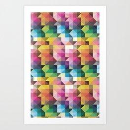 tiles 1 Art Print