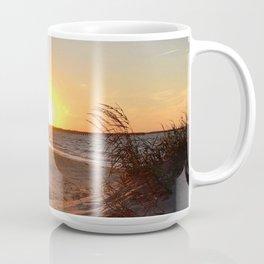 Off-Season Sunsets Coffee Mug