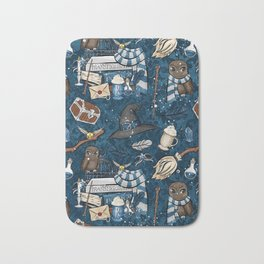 Hogwarts Things Bath Mat