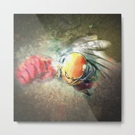 ONE PUNCH MAN Metal Print