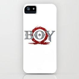 God Of War : Boy iPhone Case