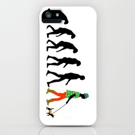 Modern Man iPhone Case