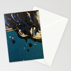 Oil and water - Oilspill Stationery Cards