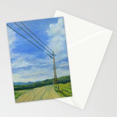 Vermont Backroad Stationery Cards