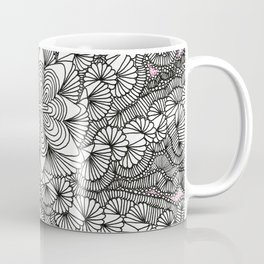 STUNNING FRACTAL BUTTERFLY OF THE PLANET! Coffee Mug