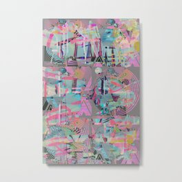Zone Of Avoidance Metal Print