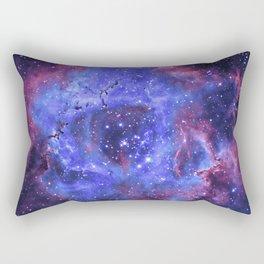 Supernova Explosion Rectangular Pillow
