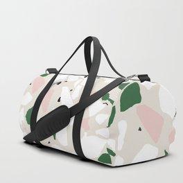 Terrazzo jungle Duffle Bag