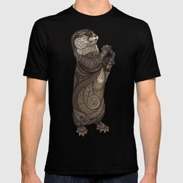 Infatuated Otter T-shirt