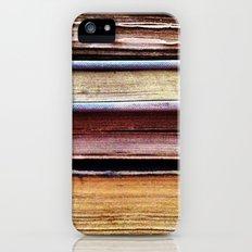 Old Books Slim Case iPhone (5, 5s)