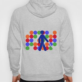 COLOR BLINDNESS Hoody