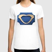 shark T-shirts featuring Shark! by DWatson