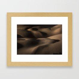 Across This Vastness Framed Art Print
