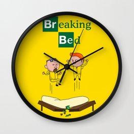 Breaking Bad (Breaking Bad Parody) Wall Clock