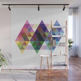 Fig. 034 Colorful Diamonds Wall Mural