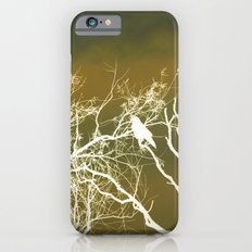 Olive branches iPhone 6s Slim Case