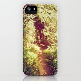 Come to the Secret Place iPhone Case