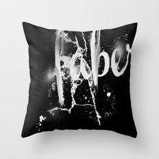 Faber Throw Pillow