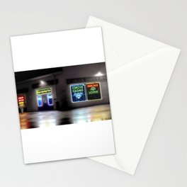 City Nights photography art Stationery Cards