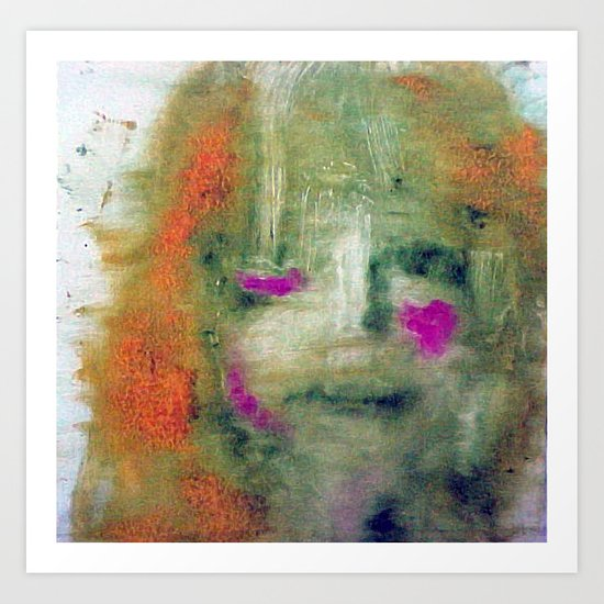 Lil' Yanna Art Print