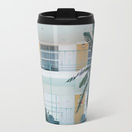 Retro Motel in Wildwood, New Jersey Travel Mug