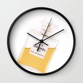 Design and Fragrance Wall Clock
