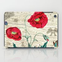 romantic iPad Cases featuring Romantic by Susann Mielke