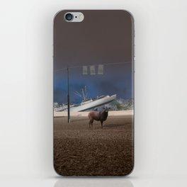atmosphere · stupidity iPhone Skin