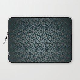 Jasmine Celtic Knotwork Laptop Sleeve