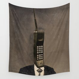 Faces of the Past: Cellular Wall Tapestry