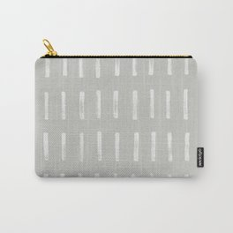 dash grey Carry-All Pouch