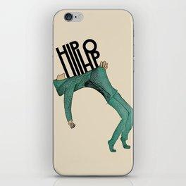 Hip-Hop iPhone Skin