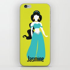 Jasmine from Aladdin Disney Princess iPhone & iPod Skin