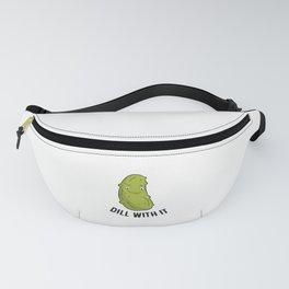 Pickles Dill With It Fanny Pack