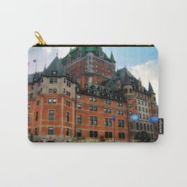 Château Frontenac Carry-All Pouch