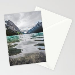 Lake Louise | Alberta Landscape Photography Stationery Cards
