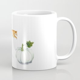 Fall Acrobatics Coffee Mug