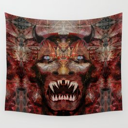 Barbarian Wall Tapestry