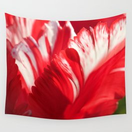 Feather petal Wall Tapestry
