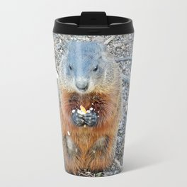 Ground Hog Travel Mug
