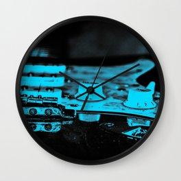 Lucille's cousin Bernice Wall Clock