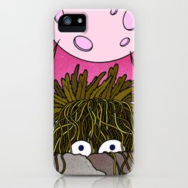 Seaweed's Forever Love Letter iPhone Case